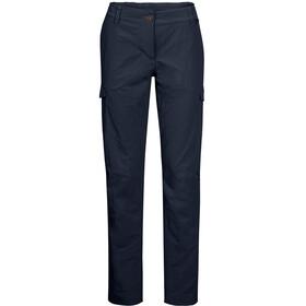Jack Wolfskin Lakeside Spodnie Kobiety niebieski